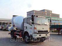 唐鸿重工牌XT5160GJBZZ38G4型混凝土搅拌运输车