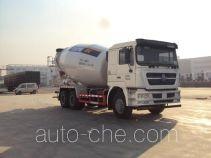 仙达牌XT5250GJBHK43G4型混凝土搅拌运输车