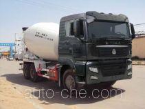 仙达牌XT5250GJBSD40G4型混凝土搅拌运输车