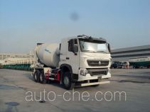 唐鸿重工牌XT5250GJBT740G4型混凝土搅拌运输车