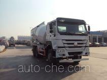仙达牌XT5250GJBZZ38Z型混凝土搅拌运输车