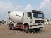 仙达牌XT5250GJBZZ40G4L型混凝土搅拌运输车