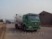 仙达牌XT5250GJBZZ43G4型混凝土搅拌运输车