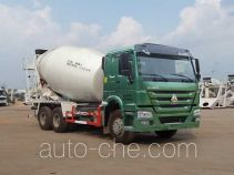 Xianda XT5250GJBZZ43G4L concrete mixer truck