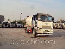 唐鸿重工牌XT5251GJBCA40G4型混凝土搅拌运输车