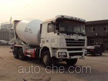 仙达牌XT5252GJBSX40EL型混凝土搅拌运输车