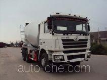 仙达牌XT5252GJBSX40G4型混凝土搅拌运输车