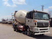 仙达牌XT5253GJBBJ41EL型混凝土搅拌运输车