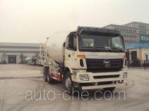 仙达牌XT5253GJBBJ43G4型混凝土搅拌运输车