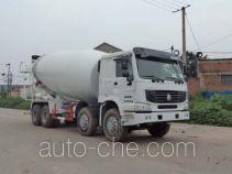 仙达牌XT5310GJBZZ32G4型混凝土搅拌运输车