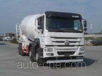 仙达牌XT5310GJBZZ38G5型混凝土搅拌运输车