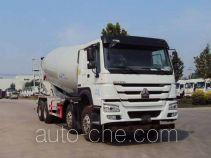 唐鸿重工牌XT5310GJBZZE2型混凝土搅拌运输车