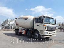 仙达牌XT5313GJBBJ34G4型混凝土搅拌运输车