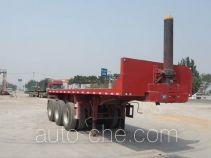 Xianda XT9400ZZXP flatbed dump trailer