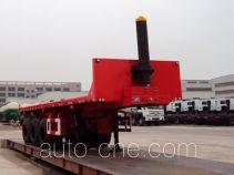 Xianda XT9401ZZXP flatbed dump trailer