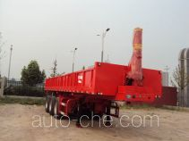 Xianda XT9403ZZX dump trailer
