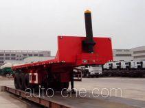 Xianda XT9403ZZXP flatbed dump trailer
