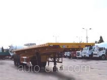 Tanghong XT9406ZZXP flatbed dump trailer