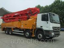 Tiand XTD5410THB concrete pump truck