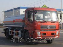 Yuxin XX5140GHYA1 chemical liquid tank truck