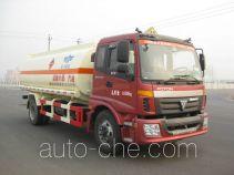 豫新牌XX5163GJYA3型加油车