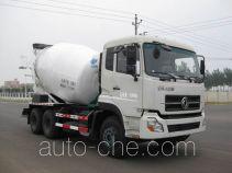豫新牌XX5251GJBA4型混凝土搅拌运输车
