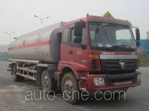 豫新牌XX5253GYYA4型运油车