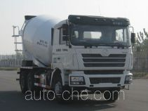 豫新牌XX5255GJBA4型混凝土搅拌运输车