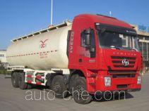 豫新牌XX5316GFLA4型低密度粉粒物料运输车