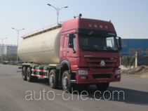 Yuxin low-density bulk powder transport tank truck