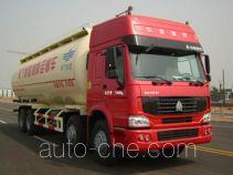 豫新牌XX5317GFLE3型粉粒物料运输车