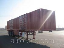 Yuxin XX9390XXY box body van trailer