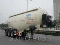 Yuxin XX9400GFL40 medium density bulk powder transport trailer
