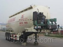豫新牌XX9402GFL型粉粒物料运输半挂车