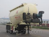 豫新牌XX9405GFL型粉粒物料运输半挂车