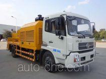XGMA XXG5121THB бетононасос на базе грузового автомобиля