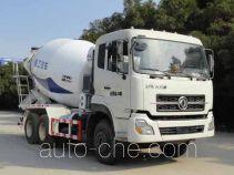 厦工牌XXG5253GJBEQ型混凝土搅拌运输车