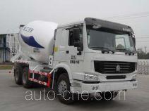 厦工牌XXG5253GJBZZ型混凝土搅拌运输车