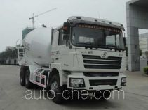 厦工牌XXG5254GJBSX型混凝土搅拌运输车