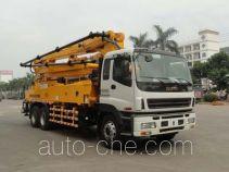 XGMA XXG5270THB concrete pump truck