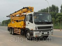 XGMA XXG5271THB concrete pump truck