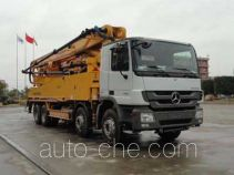 XGMA XXG5390THB concrete pump truck