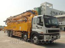 XGMA XXG5410THB concrete pump truck