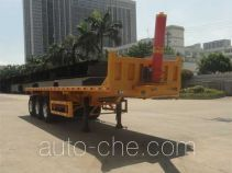 XGMA XXG9400ZZXP flatbed dump trailer
