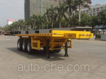 XGMA XXG9401ZZXP flatbed dump trailer