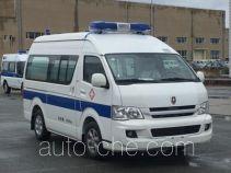 新阳牌XY5033XJH型救护车