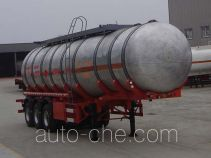 Xingyang XYZ9401GHY chemical liquid tank trailer