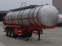 Xingyang XYZ9401GRY flammable liquid tank trailer