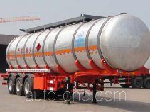 Xingyang XYZ9401GRYA flammable liquid tank trailer