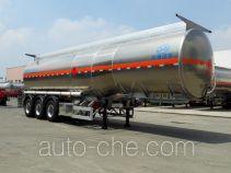 Xingyang XYZ9401GRYC flammable liquid aluminum tank trailer